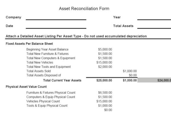 bank reconciliation template .