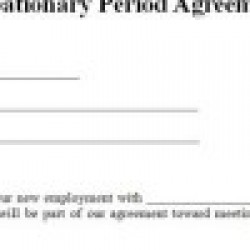 probationary_period_agreement_template
